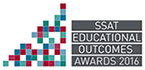 SSAT Educational Outcomes Awards 2016 logo
