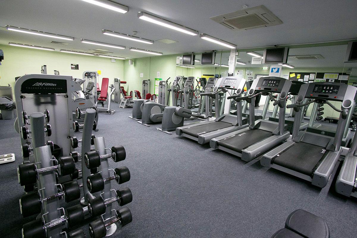 Energy Box Gym